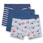 Jungen-Shorts (Dreierpack) 104