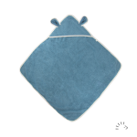 Badetuch Style Little Monster Mittelblau Small