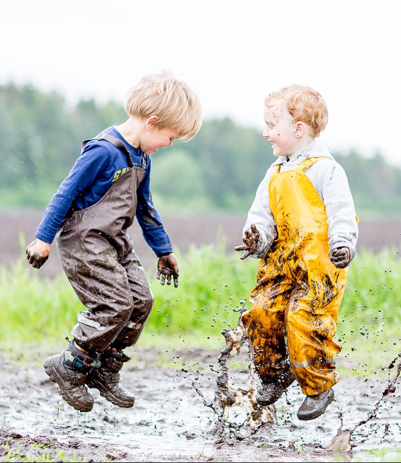 Outdoorbekleidung für Kinder