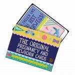 Baby-Fotokarten The Original Pregnancy Cards