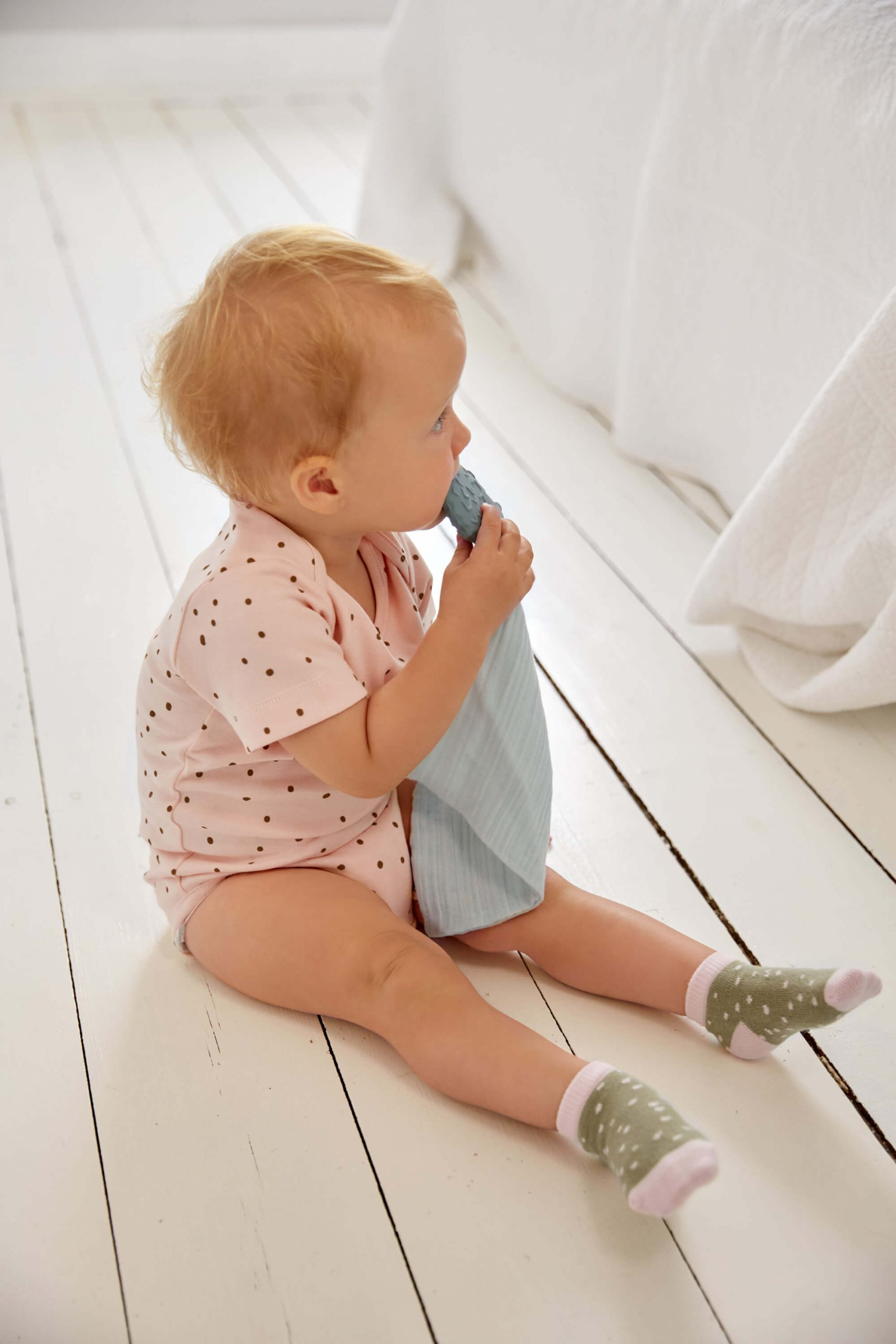 Tipps für Babys erstes Spielzeug